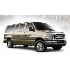 Location minibus états unis