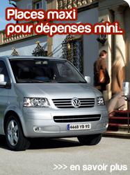 Location minibus figari